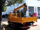 嘉兴3吨8吨12吨徐工国五随车吊随车起重运输车生产厂家直销