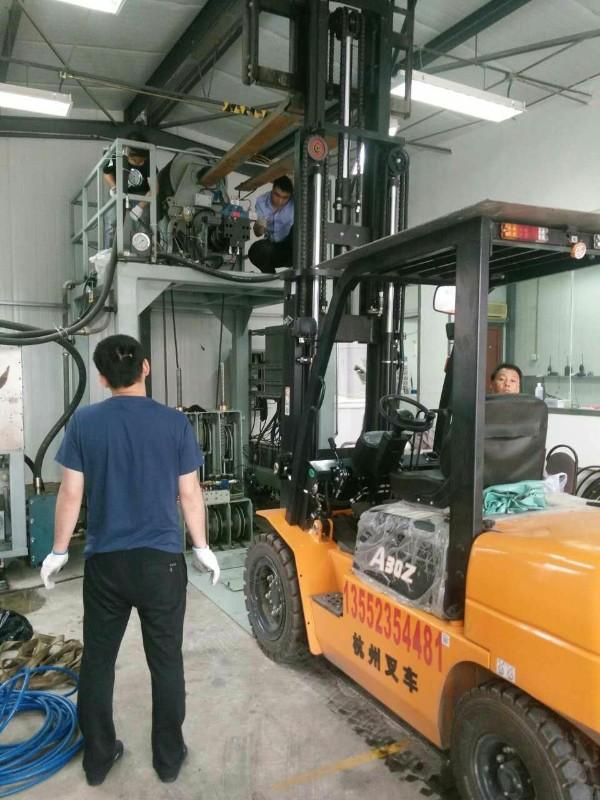 北京海淀3-10吨叉车租赁白天可以进城随叫随到