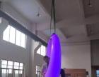 梧州七夕情人节充电发光七彩秋千装饰品道具厂家直销