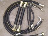 【低价高品质】液压胶管 扣押式高压胶管 高压胶管总成
