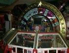 襄阳大型动漫游戏机 液晶屏 电玩城游戏机高价回收