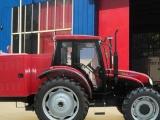 天然气管道专用拖拉机发电电焊两用机组