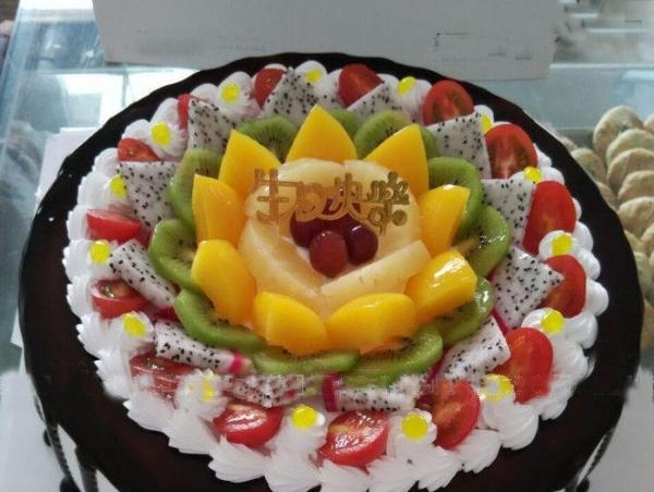 遵化市生日蛋糕订购各种蛋糕市区内免费送货上门
