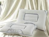 U型磁疗枕芯批发 单人枕头保健枕 磁石透气枕 护颈枕 依诗秋纺织