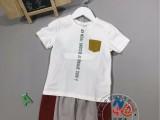 一线知名品牌 安娜爱登夏装系列童装品牌折扣批发