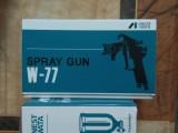 代理日本岩田W-77手动大口径家具底漆喷枪