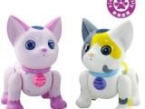 玩具批发 电动玩具 2059盈佳机器遥控猫 莎莎 益智玩具遥控
