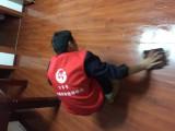 廣州保潔培訓教你輕松搞定地板清潔
