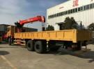 上海东风后八轮国五12吨随车吊多少钱一辆厂家价格是多少钱面议