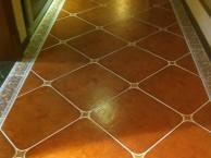 上海赣诚保洁公司专业瓷砖美缝施工地砖美缝及专业保洁