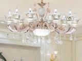 河南照明灯具厂家 水晶吊灯 中式灯具 新鸿鑫灯饰