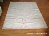 保健纯棉四件套装透气、吸汗、丝光棉纯棉毛毯、毛巾绒毯纯棉毛毯