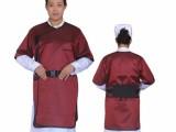 宸禄柔软进口材料防护铅衣半袖双面式 厂家正规