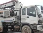 出售二手大型工程专用泵车