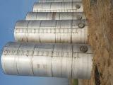 哪里有二手50吨不锈钢储罐化工厂用,食品厂用