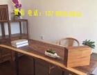 厂家生产各类实木家具大板桌 质量保证,喜欢的朋友联系