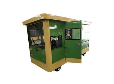 流动早餐车生产厂家_大量供应价格诱人的青州电动美食车