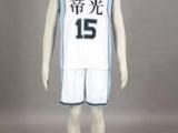 动漫服饰黑子的篮球帝光中学梦幻6人篮球队