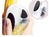鼠标创意剥玉米器 模具 玉米刨粒器 脱粒玉米机