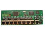 供应多功能 8口路由器模块 弱电箱模块