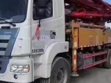 二手混凝土泵车28米至66米二手混凝土泵车