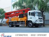 液压布料机_价位合理的东风30米泵车供应信息