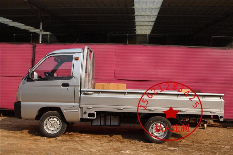 单排电动货车双排电动厢货四轮电动厢货车斗车