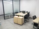 长沙芙蓉广场临时办公室出租,地铁口短租过渡,拎包入住