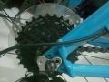 17款捷安特ATX720自行车 几个月的车9.5新以上