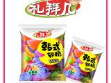 礼拜几韩式软糖5斤/箱金桔味 小蛮腰 小馒头 彩虹糖 玉米味哈密
