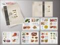 菜谱印刷与制作,高档皮套制作,菜谱快印,清远快印店