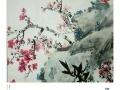 《奇芳傲俗》国画名家司一岚先生国画花鸟精品。