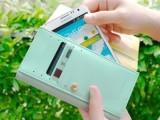 相印皮具*厂家直销 苹果iphone 皇冠包迷你多功能女士手机包