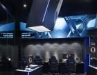 2017年西安网咖装修设计公司