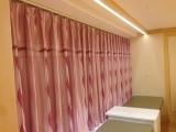 惠新里附近窗帘定做安苑路窗帘定做安装万万帘布艺