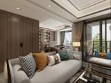 重庆室内设计龙湖西宸原著 新中式风格 设计师李火森