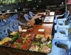 成都三圣乡性价比较高的自助烧烤,全鲜菜品+涮烤一体!