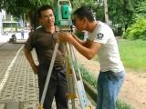 陵水市測量培訓測量員培訓 學成后直接做主測