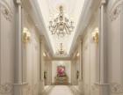 杭州别墅装修设计-千方法式风格别墅