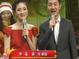 2014春晚胡可同款红色连衣裙子蝴蝶结气晚礼服大码