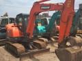 二手挖掘机斗山60-7挖掘机,现场免费试机