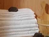 医院酒店宾馆用白色全棉毛巾 洗浴足疗美容
