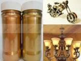 厂家批发印刷丝印玻璃陶瓷专用铜金粉 铜金粉价格