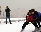 东营龙居桃花岛滑雪场一日游