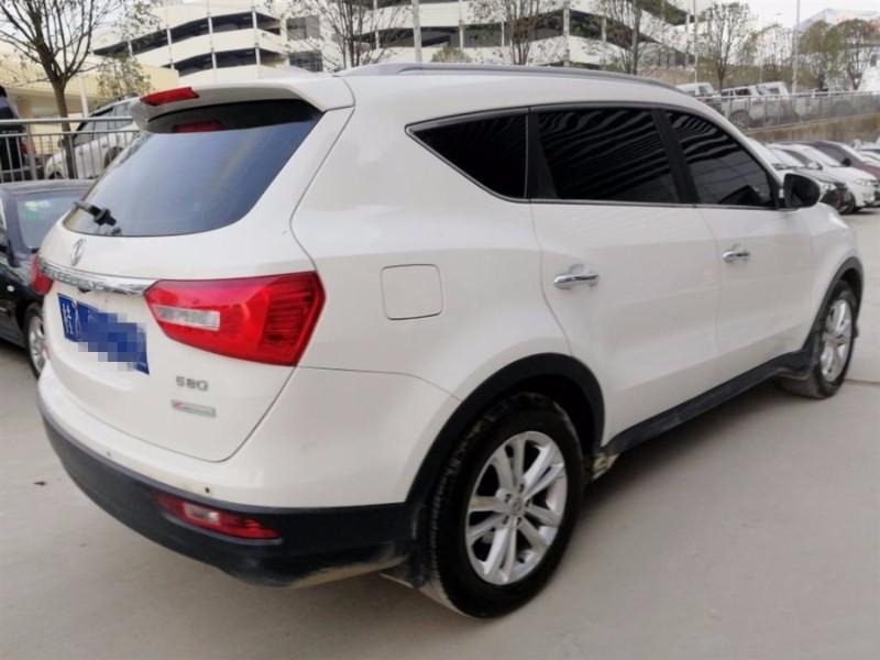 转让 越野车SUV 其他品牌 风光580提车仅一万五