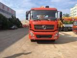 重庆万州专业定做东风2吨至16吨随车吊随车起重运输车厂家直销