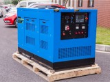 纤维素500A柴油发电电焊机氩弧焊