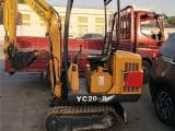 安康优选二手小挖机厂家迷你家用小挖机二手小型挖树机