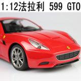 胜雄2916A充电 1:12法拉利599GTO 遥控车儿童玩具车模 遥控车批发