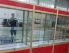 定做饰品展示柜药品柜礼品玻璃展示柜台钛合金展示柜